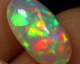 3.55cts Adorable Puzzle Pattern Ethiopian Opal