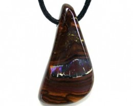 BOULDER OPAL CREATION PENDANT 40CTS G2288