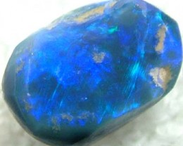 SOLID  BLACK OPAL RUB 4.40CTS FJP551