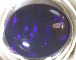 N2- 5.25   CTS -  BLACK OPAL POLISHED STONE TBO-8218