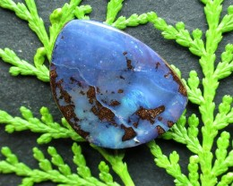 """22cts, """"BOULDER OPAL~FROM OUR MINES IN YOWAH!"""""""