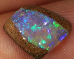 4.7ct 11x10mm Pipe Wood Fossil Boulder Opal  [LOB-1336]