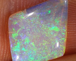 3ct 15x11mm Pipe Wood Fossil Boulder Opal  [LOB-1361]