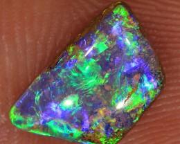 1.2ct 9.5x6mm Pipe Wood Fossil Boulder Opal  [LOB-1368]