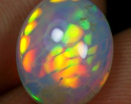3.20cts CELL HONEYCOMB Natural Ethiopian Welo Opal