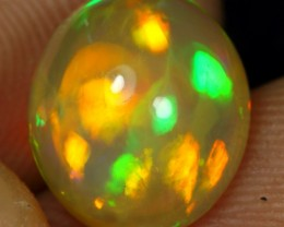 Mother's Day- 3.50cts BUMBLEBEE PATTERN Natural Ethiopian Welo Opal