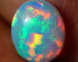 2.80 CT 11X9 MM 5/5 BRIGHTNESS ETHIOPIAN OPAL-AD155