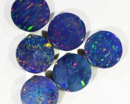 4.57Cts  Gem Opal Doublets Parcels SU1129