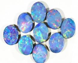 7.02Cts  Gem  Opal Doublet Parcel  SU1132