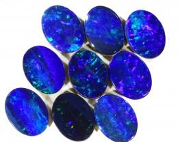 7.44Cts  Gem  Opal Doublet Parcel  SU1134