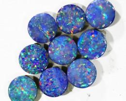 4.63Cts  Gem  Opal Doublet Parcel  SU1136