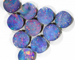 7.04Cts  Gem  Opal Doublet Parcel  SU1144