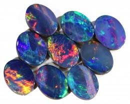 5.61Cts  Gem  Opal Doublet Parcel  SU1146