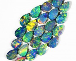 5.78Cts  Gem  Opal Doublet Parcel  SU1150