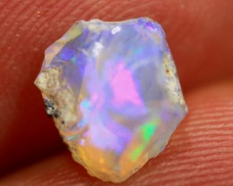 Cts 1.0   RL738    .Rough Ethiopian Wello Opal   ~ Gem Grade -