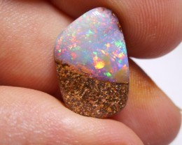 8.9ct  Boulder Pipe Opal Polished Stone