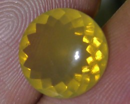 1.95 CT UNTREATED FIRE INDONESIAN FACETED OPAL