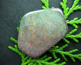 "25cts,""ANDAMOOKA MATRIX OPAL~QUALITY RED GEM"""