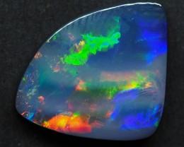 3.55CT GEM QUALITY BLACK OPAL DOUBLET  TO473