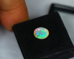 NR#  1.12Ct Ethiopian Welo Faceted Opal Lot L37