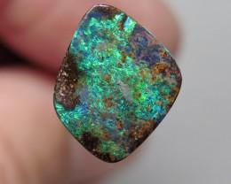3.89Ct Queensland Boulder Opal Stone