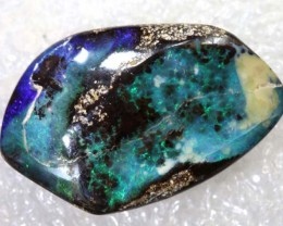 32.65CTS BOULDER OPAL DRILLED PENDANT NC-5136