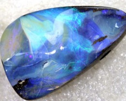 49.10CTS BOULDER OPAL DRILLED PENDANT NC-5151