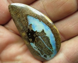 "78cts, ""BOULDER OPAL~FROM OUR MINES 2U DIRECT"""