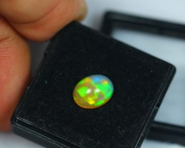 Black Friday 1.64Ct Natural Ethiopian Welo Opal Lot MMB49