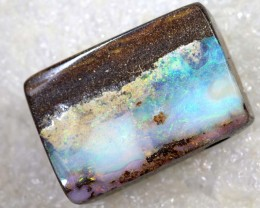 46.5CTS BOULDER OPAL DRILLED PENDANT NC-5175