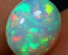 2.80cts Stunning 5/5 Neon Fire Ethiopian Opal