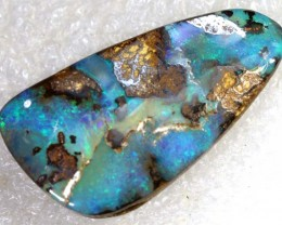 33.35CTS BOULDER OPAL DRILLED PENDANT NC-5187
