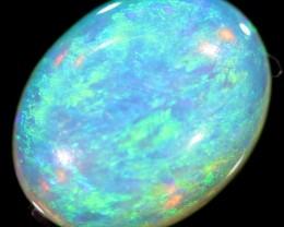 Cabochon crystal opal stone BB289