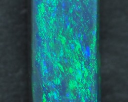 6.00CT SOLID LIGHTNING RIDGE BLACK OPAL  TO485