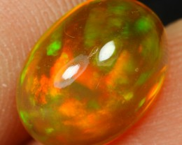 3.00cts Wonderful AMBER Tone Color of Opal Ethiopian Opal