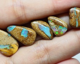 22.25CT VIEW PIPE WOOD REPLACEMENT (Parcel)  BOULDER OPAL OI267