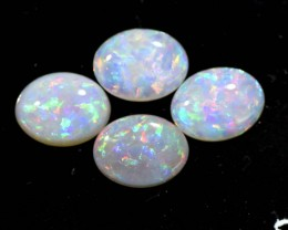3.64cts Coober Pedy Parcel - 4 Stones (R2896)