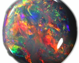 2.10 CTS BLACK OPAL -LIGHTNING RIDGE- [LRO187]SAFE