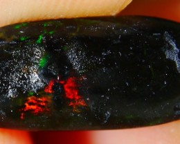 2.85 CT Natural Indonesian Wood Fossil Opal Polished