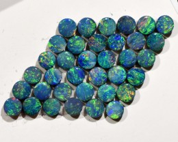 4.29cts Opal Doublets - 36 Stones (R2937)