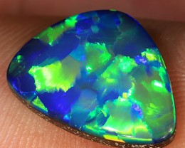 4.5ct 15x11mm Lightning Ridge Opal Doublet [PDO-137]