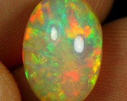 4.85cts 5/5 Brush Painting Ethiopian Opal