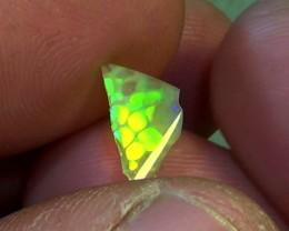 1.30 ct Ethiopian Welo HONEYCOMB opal N7 4,5/5