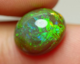 3.25 CRT GREY BASE 3D FLORAL PATTERN METTALIC COLOR WELO OPAL
