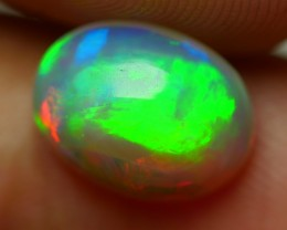 1.85 CRT LOVELY PATCHWORK NEON FLASH BEAUTY COLOR WELO OPAL