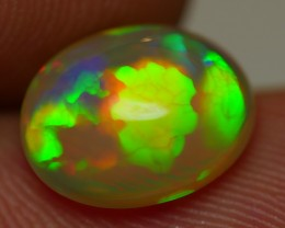 2.25 CRT STUNNING DELUXE NEON FLASH BEAUTY PUZZLE PATTERN WELO OPAL