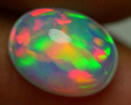 2.20 CRT WONDERFUL RAINBOW PRISM ROLLING FLASH WELO OPAL