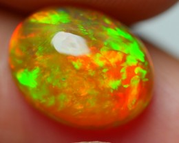 2.20 CRT STUNNING BROWN BASE NEON FIRE 5/5 FULL COLOR WELO OPAL