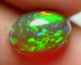 1.65 CRT BROWN CRYSTAL 3D CHAFF PATTERN PLAY COLOR WELO OPAL