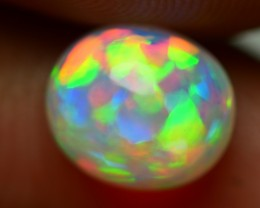 1.75 CRT AMAZING PRISM PUZZLE 5/5 FULL RAINBOW NEON COLOR WELO OPAL